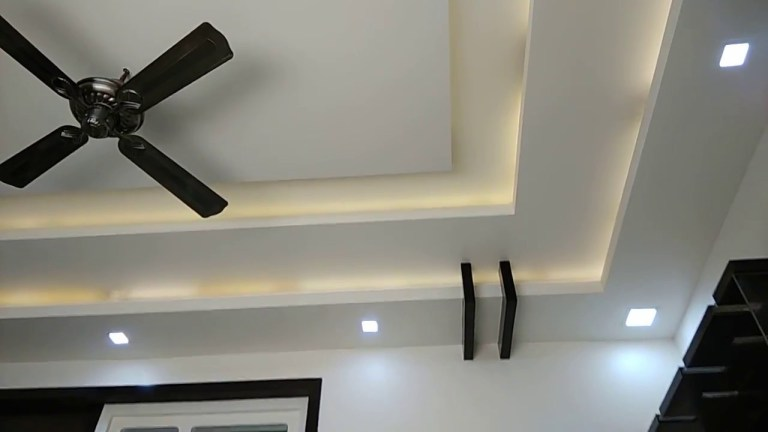 Cost Of Pop False Ceiling Design Per Square Meter Comparison